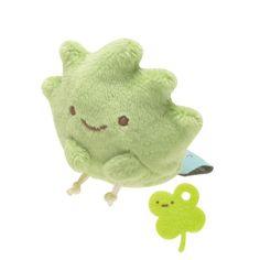 San-X Sumikko Gurashi mini Plush Zassou (weed) Kawaii Cute F/S NEW #SanX