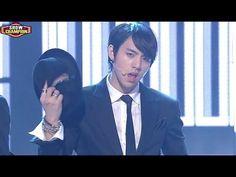 C-CLOWN - Shaking Heart, 씨클라운 - 흔들리고 있어, Show champion 20130424