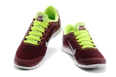 best authentic dcd70 381da Nike Free 3.0 V5 Suede Wine Red  Red  Womens  Sneakers