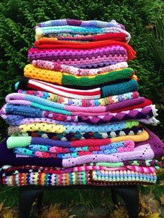 November 2014. Billie's Blankets for Cameroon.