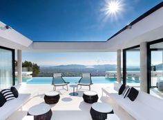 VILLA LANVIN - Outdoor Lounge