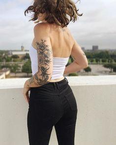 Los tatuajes para mujeres   Finos y deliciosos del mundo