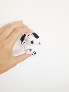 Annemarie's Haakblog: #Crochet Snoopy - free pattern -