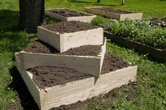love this idea for a herb garden