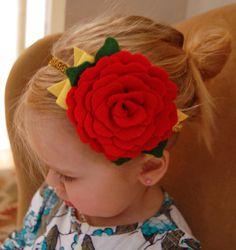 Beauty and the Beast inspired headband on Etsy, $13.00