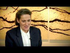 Interview de Fabienne Verdier 9 - L'importance des grands formats (The importance of large formats) - YouTube