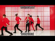B1A4 - I Only Learned Bad Things MV English Subs & Romanization