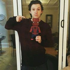 Spiderman merch! :D