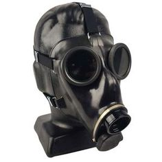 Swiss Army Gas Mask - No Filter Please Note: *It is the responsibility o New Leather Holster, Leather Gloves, Combat Helmet, Belt Pouch, German Army, Grab Bags, British Army, Swiss Army, Military Fashion