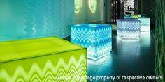 New materials from DuPont Corian Deep Colour Technology -