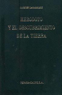 Herodoto y el descubrimiento de la Tierra / Traducción del francés por Victorio Peral Dominguez. D 56.52 L14