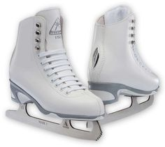 Jackson Ultima Excel Series JS1290 Womens and Girls Figure Ice Skates JS1294 White JS1291