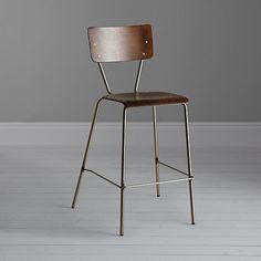 Buy John Lewis Boyd Bar Chair Online at johnlewis.com