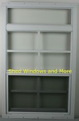 x More View Window - Shed Windows and More, Inc. Playhouse Windows, Shed Windows, Build A Playhouse, Backyard Greenhouse, Chickens Backyard, Greenhouse Ideas, 12x24 Shed, Window Writing, Generator Shed
