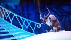 Did you miss this part in Frozen?