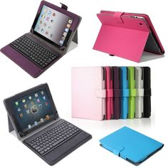 Roselets Web Store - Leather Case for iPad with Bluetooth Keyboard - for iPad 2, 3, or 4, $39.99 (http://www.mydecenarios.com/leather-case-for-ipad-with-bluetooth-keyboard-for-ipad-2-3-or-4/)