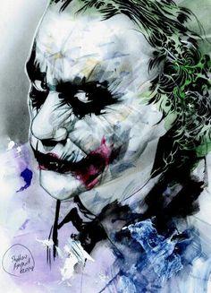 Joker •Shelton Bryant