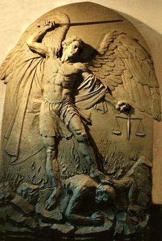 http://www.indefenseofthecross.com/images/st_michael_slaying_satan.jpg