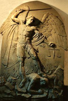 http://www.indefenseofthecross.com/images/st_michael_slaying_satan.jpg