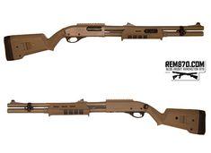 10 Must Have Upgrades for Your Remington 870 Shotgun #Survival #Preppers