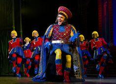 Duloc Dancers & Lord Farquaad Touring Production