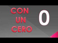 (36) Gloria Fuertes Con un cero - YouTube