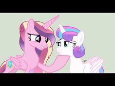 Mlp next generation Princess tribute - YouTube