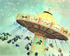 Popular items for carnival fair ride on Etsy