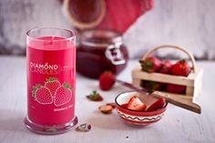 Strawberry Bliss Candle