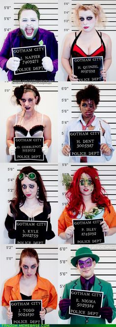 Gotham people