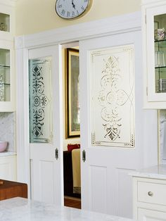 Replace Interior Doors - Big bang for your buck... don't under estimate what a great impact these simple things will have!!!