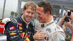 Sebastian Vettel leads support for Michael Schumacher after accident Michael Schumacher, Mick Schumacher, Aston Martin, Ferrari, Petronas, Automobile, Gilles Villeneuve, F1 News, F1 Drivers