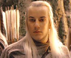 Haldir, my favorite elf.