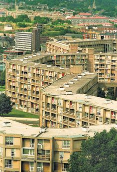 Sheffield's Park Hill: Estate expectations | The Independent  #RePin by AT Social Media Marketing - Pinterest Marketing Specialists ATSocialMedia.co.uk Sheffield Park, Sheffield England, Sheffield United, Urban Architecture, Beautiful Architecture, Council Estate, Social Housing, South Yorkshire, Yorkshire England