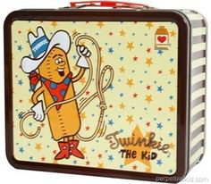 Hostess Twinkie the Kid Lunch Box