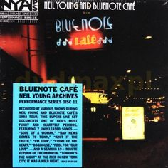 NEIL YOUNG AND BLUENOTE CAFE - BLUENOTE CAFE 2CD, Brand New & Sealed - http://music.goshoppins.com/cds/neil-young-and-bluenote-cafe-bluenote-cafe-2cd-brand-new-sealed/