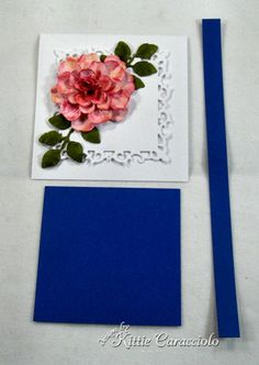 Kittie Kraft blog has an awesome suggestion for how to mail bulky cards without smooshing your flowers!  This is so helpful!