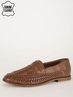 Buy Marcello & Ferri Tan Knitted Upper Leather Loafers for Men Online in India Mens Leather Loafers, Tan Loafers, Loafers Online, Men Online, Sperrys, Moccasins, Boat Shoes, India, Stylish
