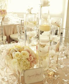Simply Gorgeous Wedding Reception Ideas - MODwedding