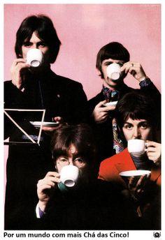 Por um mundo com mais Chá das Cinco!