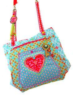 Multitasche, Taschenspieler-II-CD, farbenmix.de, #farbenmix #sewing #diy #crafting #bags #design