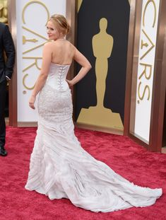 Oscars 2014 Red Carpet: See All The Stunning Gowns From The Academy Awards (PHOTOS)