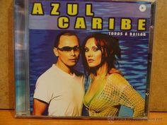 AZUL CARIBE. TODOS A BAILAR. CD / VALE MUSIC - 2002. 15 TEMAS. MUY BUENA CALIDAD.