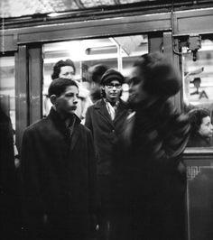 Paul Almasy - Métro - Paris 1960s