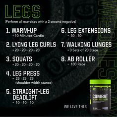 Killer Workouts, Gym Workouts, At Home Workouts, Workout Routines, Hitt Workout, Biceps Workout, Musclepharm Workouts, Straight Leg Deadlift, Lying Leg Curls