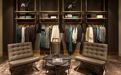 Massimo Dutti store at Fifth Avenue, New York