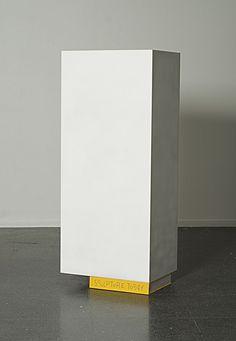 """Artist: Anna Daniell (piece shown is """"Sculpture Today"""")"""