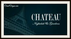 Check out the Chateau nightclub with #CrawlVegas on Saturday nights!