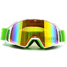 Óculos De Proteção Da Motocicleta, Motos Para Terra, Óculos De Esqui, Óculos  Mens 202807961b