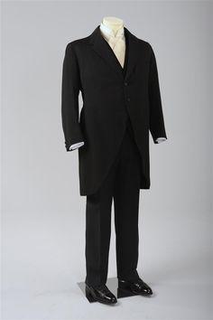 Cutanzug, Anfang 20. Jh., Wollstoff © Wien Museum Wedding Season, Suit Jacket, Normcore, Museum, Popular, History, Jackets, Collection, Fashion